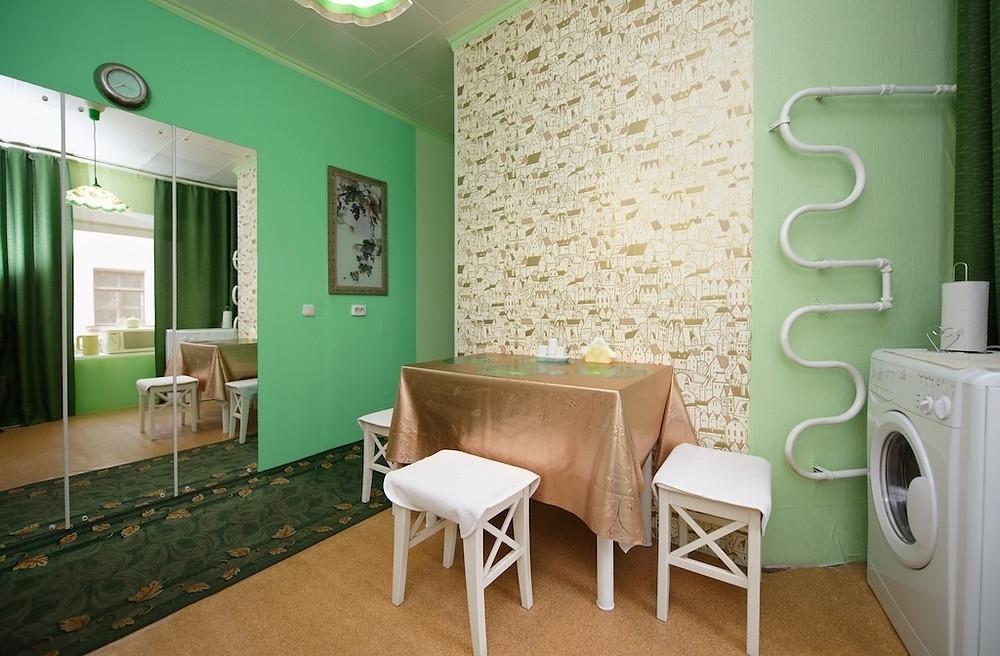 Квартира в центре Петербурга посуточно Кухня