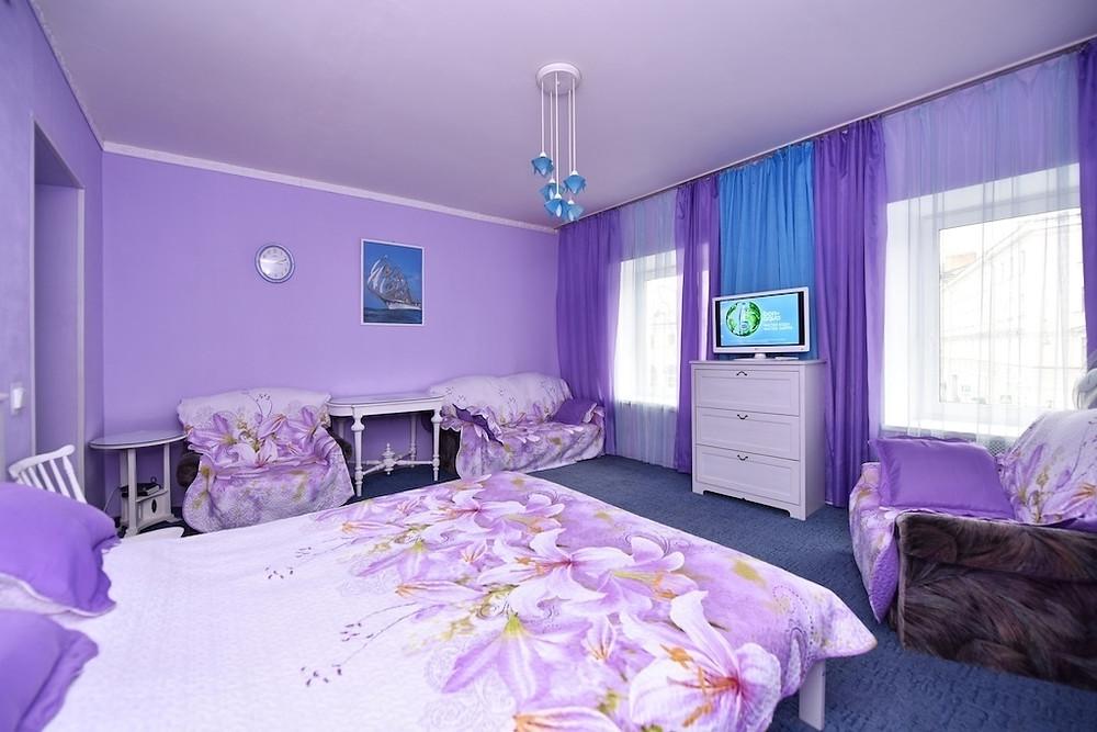 Квартира в центре Петербурга посуточно Гостиная