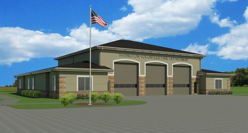 Irvington Fire Station