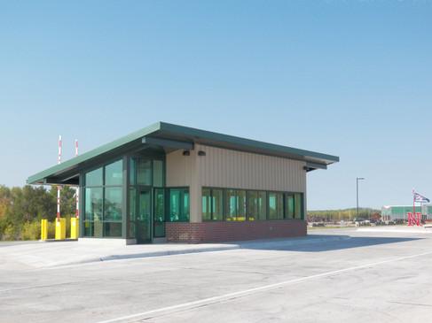Nucor Guard Station