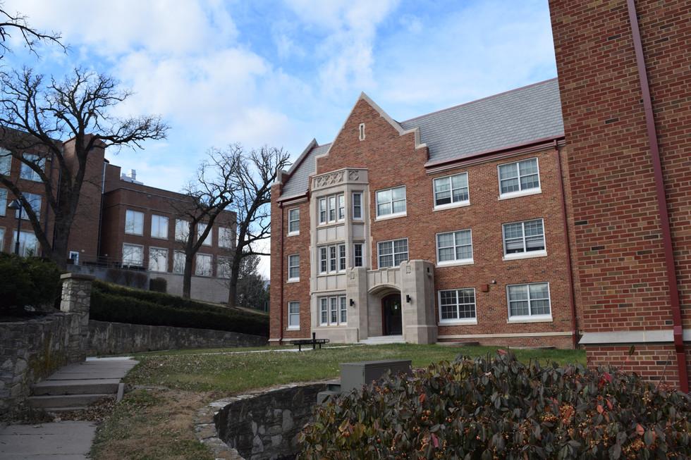 Delzell Hall