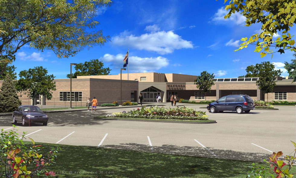 Wakonda Elementary