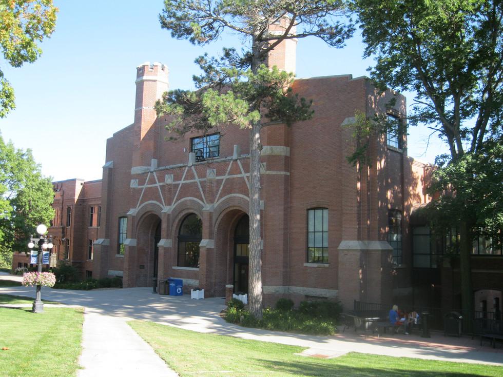 Peru State Library