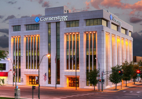 Cornerstone Bank - Main Branch