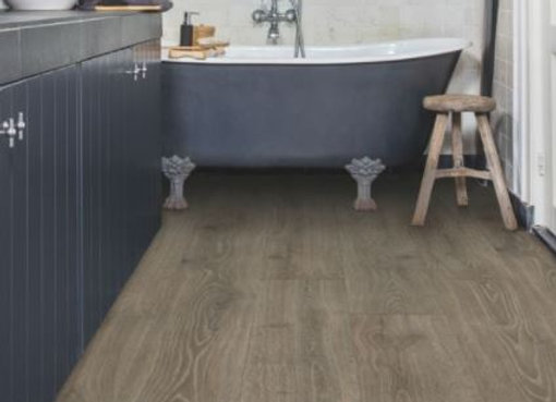 Quickstep Majestic Woodland Oak Brown - Water Resistant