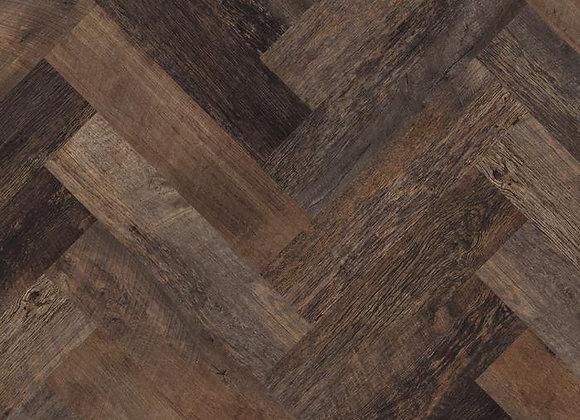 Karndean Van Gogh Rigid Core Salvaged Barnwood Parquet