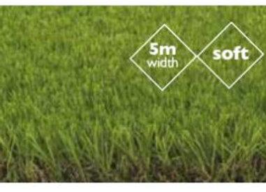 Hazel- Artificial Grass - 35mm - Soft