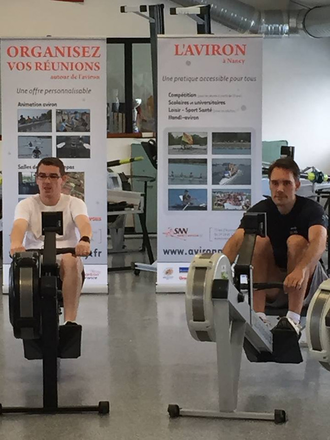 Aviron fitness