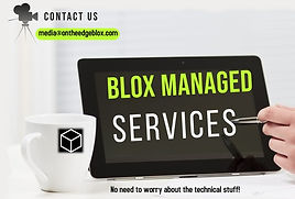 Blox Managed Services Logo