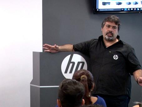 HP Brasil Treinamento Trade Marketing
