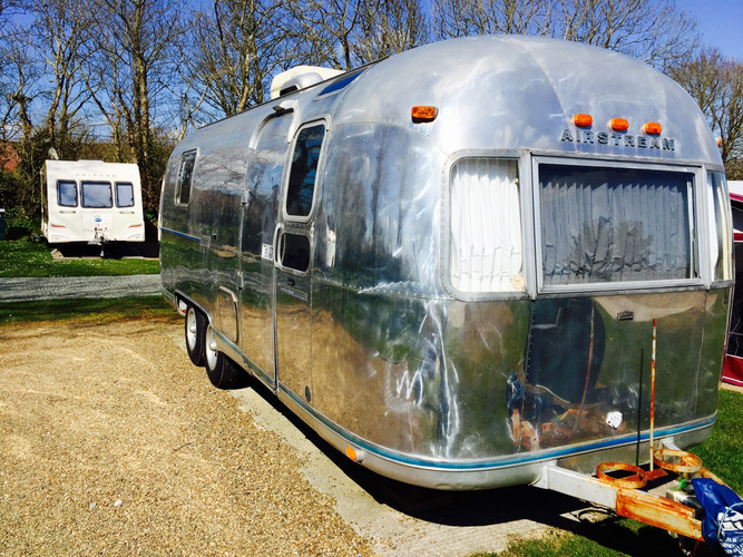 Airstream @ Country Park
