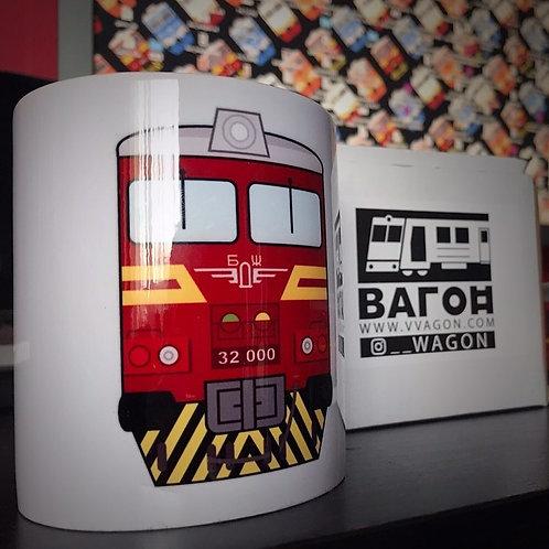 BDZ Coffee Cup