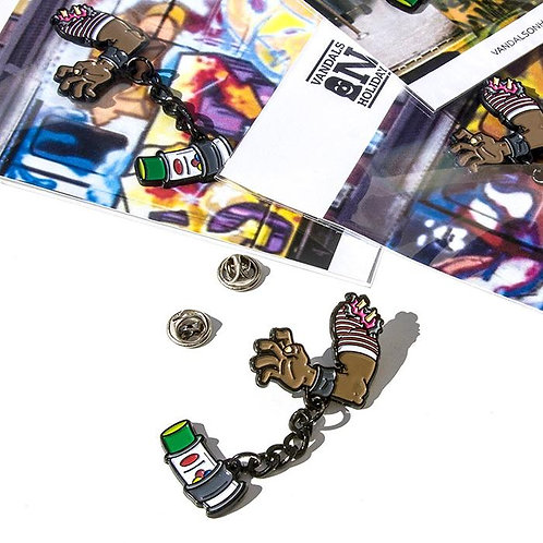 VOH King of Style Pin