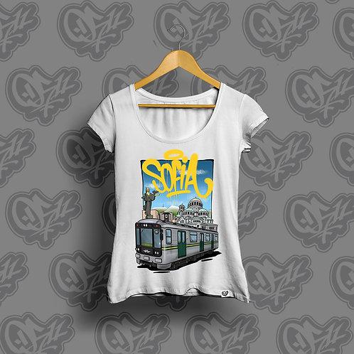 0511 x Eter Woman T-shirt - Sofia