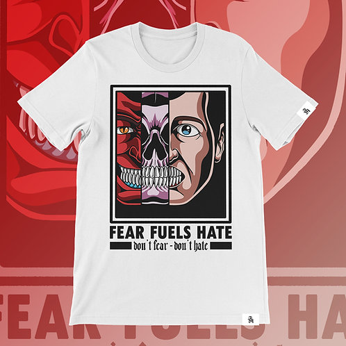 FoulMouth T-shirt FEAR//HATE