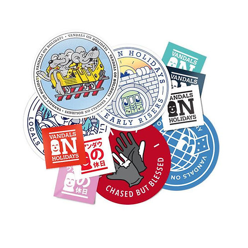 VOH Sticker Set III