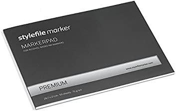 Stylefile Sketchbook - Marker Pad Premium