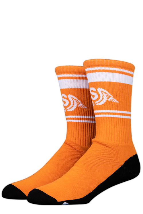 Stinky Socks -WINGS MUSTARD