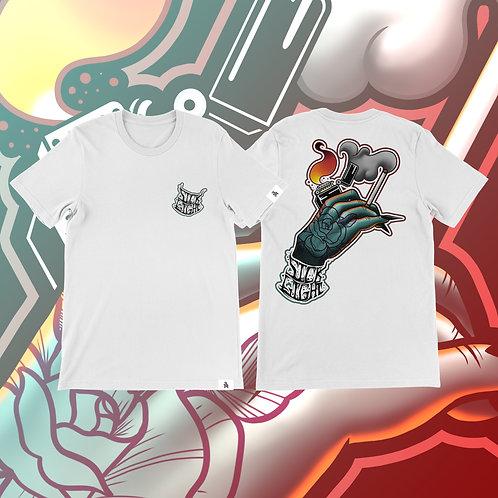 FoulMouth T-shirt Sick Light