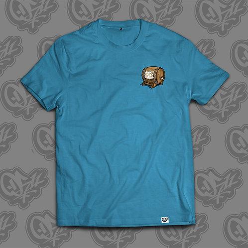 0511 x Divo Pivo Man T-shirt Blue