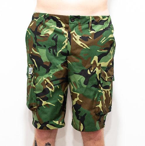 Cargo Shorts Camo
