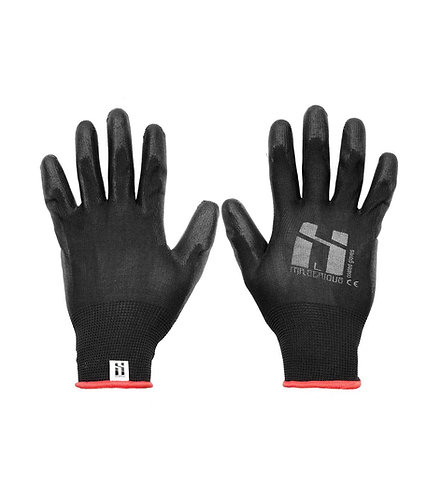 Mr. Serious PU coated gloves