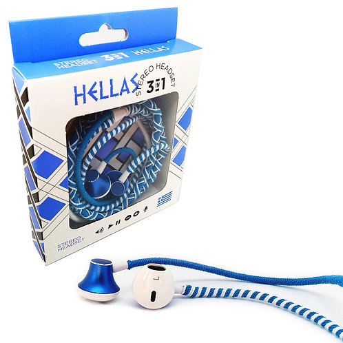 Fusion Embassy Stereo Headset - Hellas