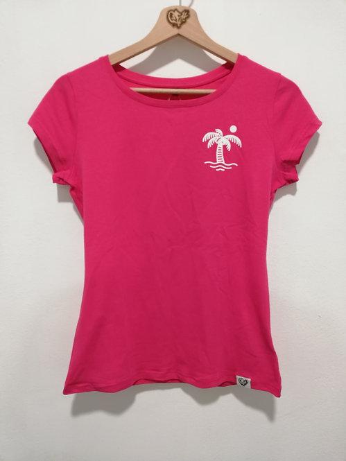 """0511 Women T-shirt """"Flamingo"""""""