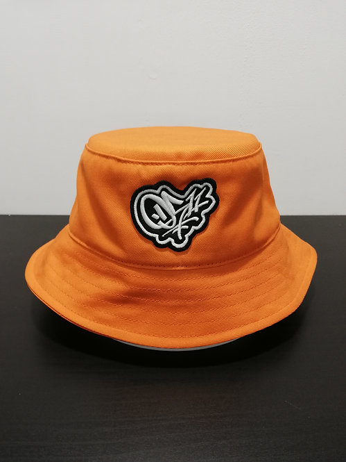 0511 Bucket Hat Orange
