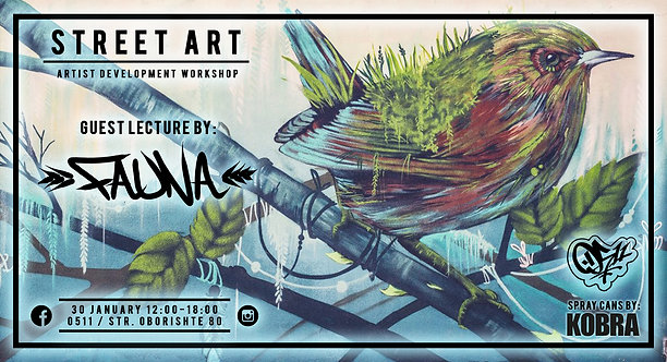 Workshop Ticket Fauna