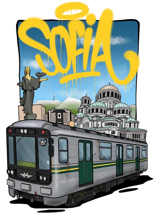 "ETER x 0511 ""Sofia"" Print"