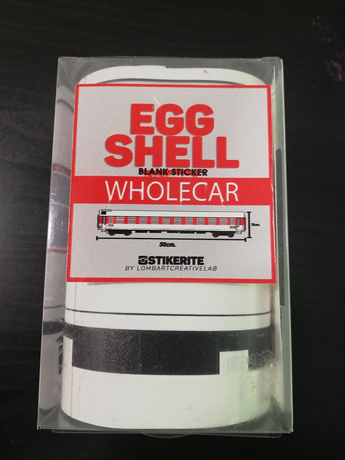Eggshell Wholecar