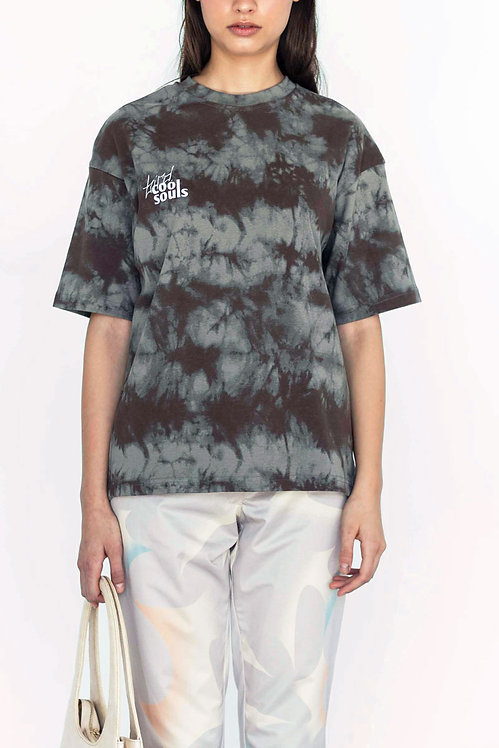 Cool Souls Tie-Dye T-shirt Is It Time To Panic