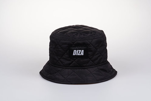 DIZA NYLON BLACK BUCKET