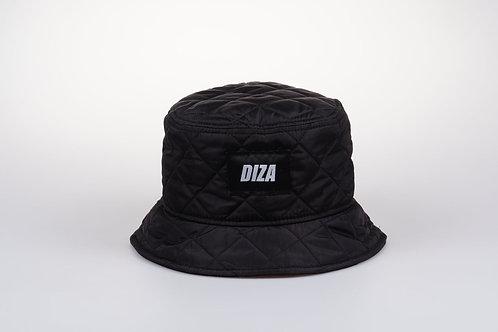 DIZA NYLON BLACK BUCKET