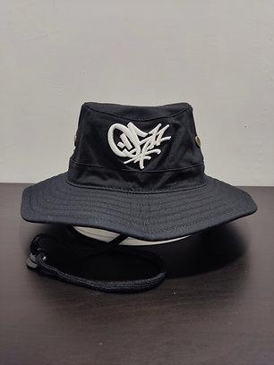 0511 Safari Hat Black
