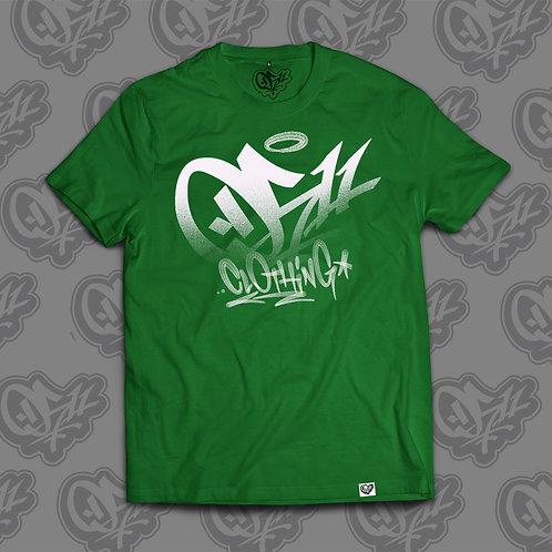 0511 Man T-shirt NY Green