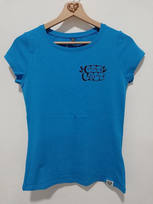 "0511 Women T-shirt ""Get Lost"""