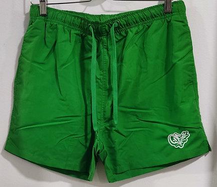 0511 Swimming Shorts Green