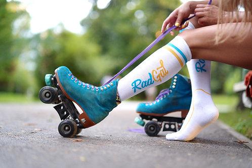 RadGal - Yellow RadGal Socks