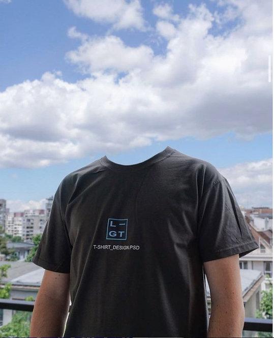 LOGOTO T-Shirt Grey