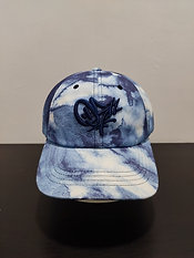 0511 Tie-Dye Hat Navy
