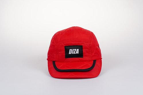 DIZA DOUBLE PEAK RED