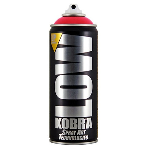 KOBRA LOW 400ml 30-60 Colors