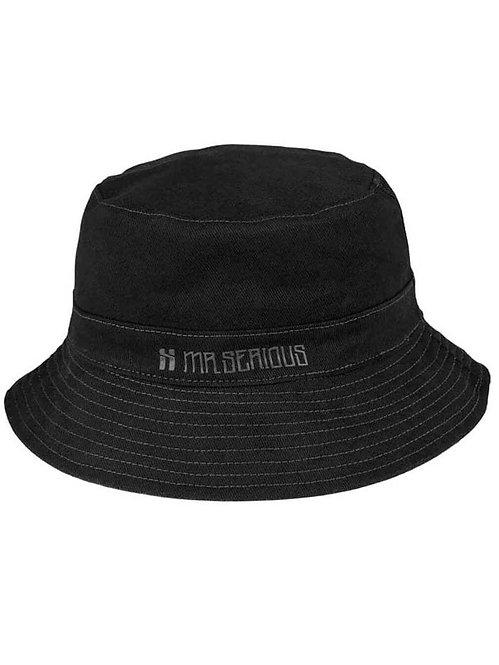 Mr. Serious Reversible Bucket Hat