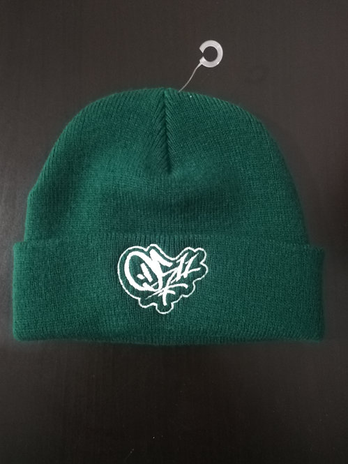Winter Beanie Green