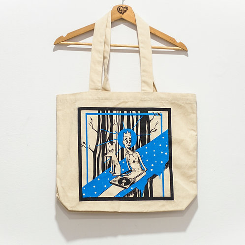 "Tote Bag ""Sound Boy"" 0511 x Chilla"