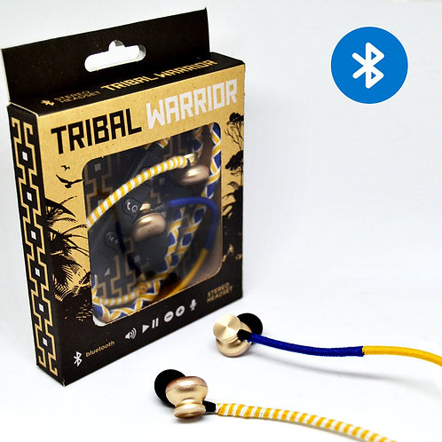 Fusion Embassy Tribal Warrior – Yellow/Blue/White