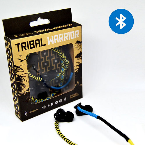 Fusion Embassy Tribal Warrior – Yellow/Blue/Black