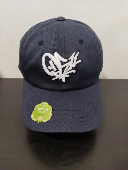0511 Organic Cotton Hat Dark Navy